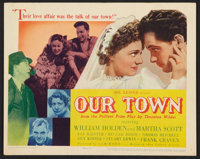 "Our Town (United Artists, 1940). Lobby Card Set of 8 (11"" X 14""). Fantasy. ... (Total: 8 Items)"
