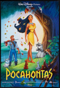 "Movie Posters:Animated, Pocahontas (Buena Vista, 1995). International One Sheets (2) (27"" X40"") SS Styles A & B. Animated.. ... (Total: 2 Items)"
