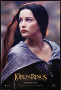 """Movie Posters:Fantasy, The Lord of the Rings: The Return of the King (New Line, 2003). OneSheet (27"""" X 40"""") DS Advance. Arwen Style. Fantasy.. ..."""