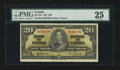Canadian Currency: , BC-25b $20 1937. ...