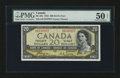 Canadian Currency: , BC-33a $20 Devil's Face 1954. ...