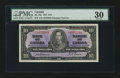 Canadian Currency: , BC-24a $10 1937. ...