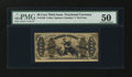 Fractional Currency:Third Issue, Fr. 1349 50¢ Third Issue Justice PMG About Uncirculated 50....