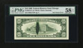 Error Notes:Ink Smears, Fr. 2018-G* $10 1969 Federal Reserve Star Note. PMG Choice AboutUnc 58 EPQ.. ...