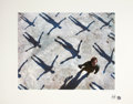 "Music Memorabilia:Posters, Storm Thorgerson Muse ""Absolution"" Fine Art Print, 94/100(2003)...."