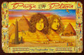 Music Memorabilia:Posters, Led Zeppelin Related - Jimmy Page and Robert Plant Oakland/San JoseConcert Poster (Bill Graham Presents, 1995)....
