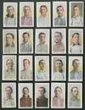 "Baseball Cards:Lots, 1911 M116 ""Sporting Life"" Collection (20 Different)...."