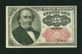 Fractional Currency:Fifth Issue, Fr. 1309 25¢ Fifth Issue Choice About New....
