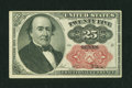 Fractional Currency:Fifth Issue, Fr. 1309 25¢ Fifth Issue About New....