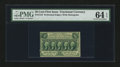 Fractional Currency:First Issue, Fr. 1310 50¢ First Issue PMG Choice Uncirculated 64 EPQ....