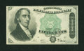Fr. 1379 50¢ Fourth Issue Dexter New
