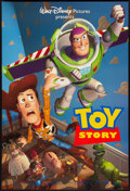 "Movie Posters:Animated, Toy Story (Buena Vista, 1995). One Sheet (27"" X 40"") DS Advance. Animated.. ..."