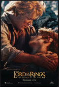 """Movie Posters:Fantasy, The Lord of the Rings: The Return of the King (New Line, 2003). One Sheet (27"""" X 40"""") DS Advance Sam and Frodo Style. Fantas..."""
