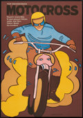 "Movie Posters:Sports, Rodeo (CWF, 1973). Polish One Sheet (23"" X 33""). Sports.. ..."