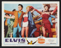"Movie Posters:Elvis Presley, Frankie and Johnny (United Artists, 1966). Lobby Card Set of 8 (11""X 14""). Elvis Presley.. ... (Total: 8 Items)"