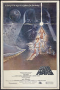 "Movie Posters:Science Fiction, Star Wars (20th Century Fox, 1977). Poster (40"" X 60""). ScienceFiction.. ..."