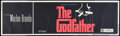 "Movie Posters:Crime, The Godfather (Paramount, 1972). Banner (24"" X 82""). Crime.. ..."