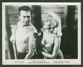 "Movie Posters:Bad Girl, Girl With An Itch Lot (Howco, 1958). Stills (13) (8"" X 10""). BadGirl.. ... (Total: 13 Items)"