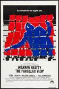 """Movie Posters:Thriller, The Parallax View (Paramount, 1974). One Sheet (27"""" X 41"""") Style B. Thriller.. ..."""