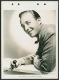 "Movie Posters:Musical, Bing Crosby (Paramount, 1936). Keybook Portrait Stills (5) (8"" X 11""). Musical.. ... (Total: 5 Items)"