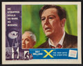 "Movie Posters:Science Fiction, X - The Man With the X-Ray Eyes (American International, 1963). Lobby Card Set of 8 (11"" X 14""). Science Fiction.. ... (Total: 8 Items)"
