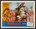 """Movie Posters:Science Fiction, Reptilicus (American International, 1961). Lobby Card Set of 8 (11""""X 14""""). Science Fiction.. ... (Total: 8 Items)"""
