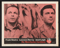 """The Manchurian Candidate (United Artists, 1962). Lobby Card Set of 8 (11"""" X 14""""). Thriller. ... (Total: 8 Item..."""