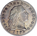 Early Half Dimes, 1795 H10C XF45 PCGS....