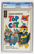 Bronze Age (1970-1979):Cartoon Character, Top Cat #31 File Copy (Gold Key, 1970) CGC NM/MT 9.8 Off-white towhite pages....