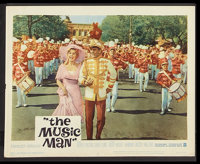 """The Music Man (Warner Brothers, 1962). Lobby Card Set of 8 (11"""" X 14""""). Musical. ... (Total: 8 Items)"""