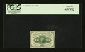 Fractional Currency:First Issue, Fr. 1242 10¢ First Issue PCGS Choice New 63PPQ....