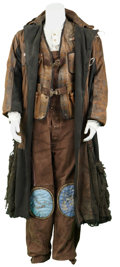 Movie/TV Memorabilia:Costumes, Soldier - Michael Chiklis Screen-Worn Costume.... (Total: 4 Items)