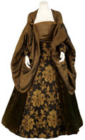 Movie/TV Memorabilia:Costumes, The Other Boleyn Girl - Kristin Scott Thomas Screen-WornDress....