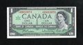 Canadian Currency: , BC-45bA-i $1 Asterisk 1967.. ...