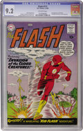 Silver Age (1956-1969):Superhero, The Flash #111 (DC, 1960) CGC NM- 9.2 Off-white pages....