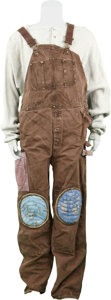 Movie/TV Memorabilia:Costumes, Soldier - Michael Chiklis Screen-Worn Outfit.... (Total: 2Items)