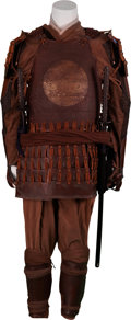 Movie/TV Memorabilia:Costumes, The Last Samurai Screen-Worn Samurai Costume with Swords....(Total: 13 Items)