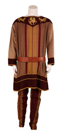 Movie/TV Memorabilia:Costumes, Alexander Screen-Featured Persian Officer Uniform....(Total: 4 Items)