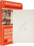 Movie/TV Memorabilia:Autographs and Signed Items, Leo B. Gorcey Signed Autobiography....