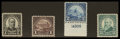 Stamps, Small U. S. Mint Grouping (559//622),...