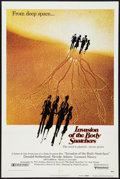 "Movie Posters:Science Fiction, Invasion of the Body Snatchers (United Artists, 1978). One Sheet (27"" X 41"") Advance. Science Fiction.. ..."