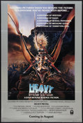 "Movie Posters:Animated, Heavy Metal (Columbia, 1981). One Sheet (27"" X 41"") Advance.Animated.. ..."