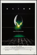 "Movie Posters:Science Fiction, Alien (20th Century Fox, 1979). One Sheet (27"" X 41""). ScienceFiction.. ..."