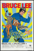 """Movie Posters:Action, The Green Hornet (20th Century Fox, 1974). One Sheet (27"""" X 41""""). Action.. ..."""
