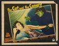 "Movie Posters:Mystery, The Cat and the Canary (Paramount, 1939). Lobby Cards (4) (11"" X14""). Mystery.. ... (Total: 4 Items)"