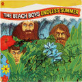 Music Memorabilia:Autographs and Signed Items, Beach Boys Band-Signed Copy of Endless Summer....