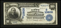 National Bank Notes:Arkansas, Fort Smith, AR - $10 1902 Date Back Fr. 597 The City NB Ch. # (S)10609. ...