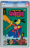 Bronze Age (1970-1979):Cartoon Character, Underdog #23 File Copy (Gold Key, 1979) CGC NM 9.4 White pages....