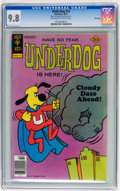 Bronze Age (1970-1979):Cartoon Character, Underdog #15 File Copy (Gold Key, 1977) CGC NM/MT 9.8 Off-white towhite pages....