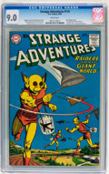Silver Age (1956-1969):Science Fiction, Strange Adventures #119 (DC, 1960) CGC VF/NM 9.0 White pages....